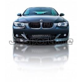 Сплиттер (клыки) Vorsteiner карбон - BMW E92 / E93 M Sport Package