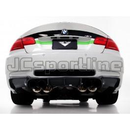 Диффузор Vorsteiner GTS-V карбон - BMW M3 E92 / E93