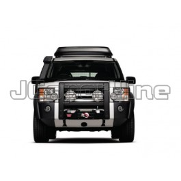 Защита передней оптики - Land Rover Discovery 3