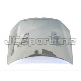 Капот Power карбоновый - Golf 6