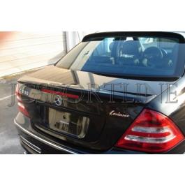 Спойлер Lorinser карбон - Mercedes-Benz C (W203)