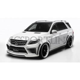 Обвес WALD Black Bison - Mercedes Benz ML-klasse (W166)