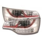 Фонари FK Automotive тонированные - Audi Q7 (4L)
