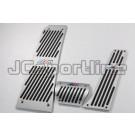 Накладки на педали (АКПП) M Style - BMW F01 / F02 / F04 / F06 / F07 / F10 / F11 / F12 / F13
