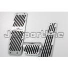 Накладки на педали (АКПП) AC Schnitzer - BMW E81 / E82 / E87 / E88 / E46 / E90 / E92 / E93 / E84