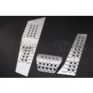 Накладки на педали (АКПП) Hamann Limited Edition - BMW X5 (E70 / F15 / F85) / X6 (E71 / F16 / F86)