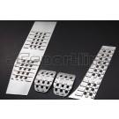 Накладки на педали (МКПП) Hamann Style - BMW E81 / E82 / E87 / E88 / E46 / E90 / E92 / E93 / E84