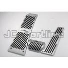 Накладки на педали (АКПП) AC Schnitzer - BMW F06 / F07 / F10 / F11 / F12 / F13