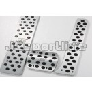 Накладки на педали (АКПП)  ABT - Golf / Jetta / Passat / Scirocco