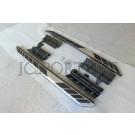 Пороги OEM - Lexus RX270 / RX350 / RX450h