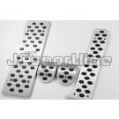 Накладки на педали (МКПП)  ABT - Golf / Jetta / Passat / Scirocco