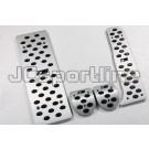 Накладки на педали (МКПП)  R-line - Golf / Jetta / Passat / Scirocco