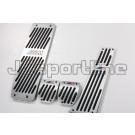 Накладки на педали (МКПП) M Style - BMW E81 / E82 / E87 / E88 / E46 / E90 / E92 / E93 / E84