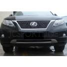 Комплект защиты бамперов - Lexus RX270 / RX350 / RX450h