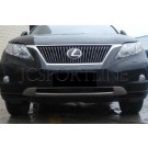 Защита переднего и заднего бампера - Lexus RX270 / RX350 / RX450h (AL10)
