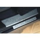 Накладки на пороги - Range Rover Sport (L494)