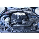 Крышка двигателя N55 карбон - BMW M2 F87