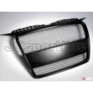 Решетка радиатора Osir карбон - Audi A3 (8P / 8PA)