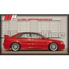 Пороги Rieger - Audi A4 (B5)