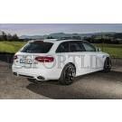 Пороги ABT AS4 - Audi A4 (B8) Facelift