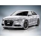 Накладка на передний бампер ABT - Audi A6 (4G/C7)