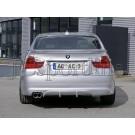 Накладка на задний бампер AC Schnitzer - BMW E90