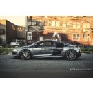 Воздуховоды боковые карбон - Audi R8