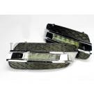 LED Дневные ходовые огни DRL ДХО - Mercedes-Benz ML (W164)