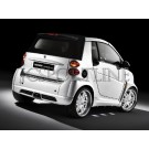 Диффузор Brabus Ultimate 112 - Smart ForTwo II