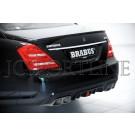 Спойлер Brabus карбоновый - Mercedes Benz S-klasse (W221)
