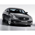 Сплиттер Carlsson CM 50 K карбон - Mercedes-Benz CLS55 AMG / CLS63 AMG (C219)
