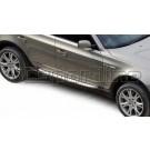Подножки OEM - BMW X3