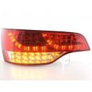 Фонари FK Automotive красно-белые - Audi Q7 (4L)