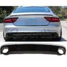 Диффузор RS7 - Audi A7 (4G)
