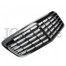 "Решетка радиатора ""Full Black"" - Mercedes-Benz E (W211 / S211) Facelift"