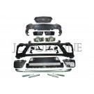 Обвес GLK63 AMG - Mercedes Benz GLK-klasse (X204)