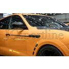 Накладки Mansory на передние крылья карбон - Maserati Levante