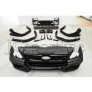 Обвес WALD Black Bison - Mercedes-Benz G (W463)