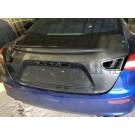 Крышка багажника карбон - Maserati Ghibli (M157)