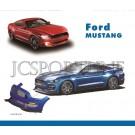 Обвес Shelby GT350 - Ford Mustang VI