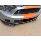 Сплиттер Shelby GT500 карбон - Ford Mustang V