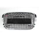 Решетка радиатора RS1 Platinum Grey - Audi A1 (8X)
