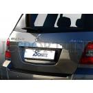 Накладка на багажник Schatz - Mercedes Benz GLK-klasse (X204)