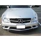Сплиттер AMG карбоновый - Mercedes Benz CLS-klasse (W219)