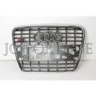 Решетка радиатора S6 (Platinum Grey) - Audi A6 (4F/C6)