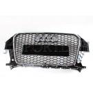 Решетка радиатора RS (хром) - Audi Q3 (8U)