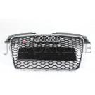 Решетка радиатора TTRS (Platinum Grey)  - Audi TT (8J)