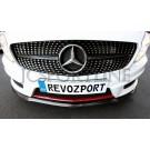 Сплиттер RevoZport A250 карбон - Mercedes Benz A-klasse AMG (W176)