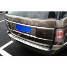 Защитная накладка на задний бампер - Range Rover Vogue (L405)
