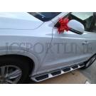 Пороги, подножки Q5 Style - Audi Q3 (8U)